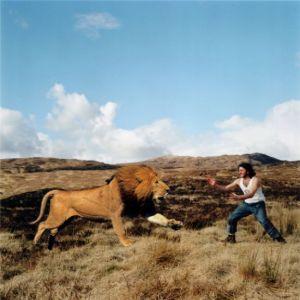4.Samson and the Lion